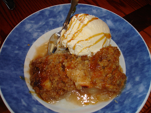 Apple Pie & Ice Cream - Wyscan