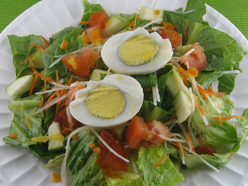 Egg Salad - foodistablog