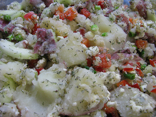 Potato Salad - NatalieMaynor
