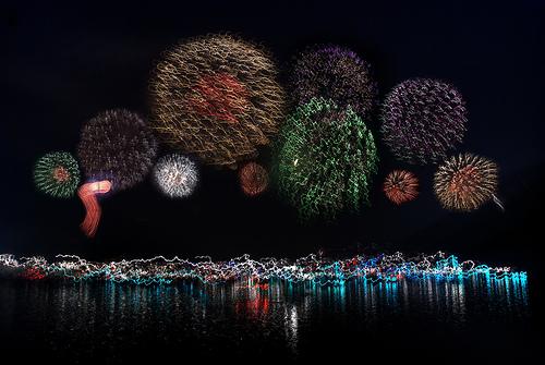 Spectacular Fireworks - iChaz