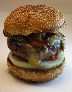 Cowboy Burger - j_bary