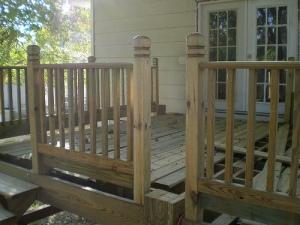 Deck - timtimes