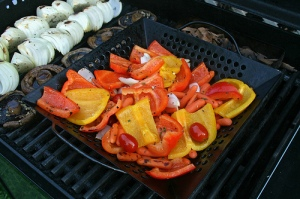 Grilled Veggies - woodleywonderworks