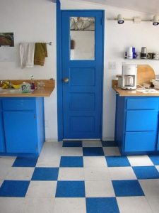 Blue Kitchen - Lara604