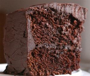 Chocolate Cake - thebittenword