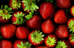 Strawberries - clairity w stars front in end