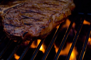 T-Bone Steak - TheBusyBrain