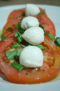 Tomatoes Mozzarella Basil - thebittenword