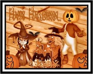 Happy Halloween - Jerry