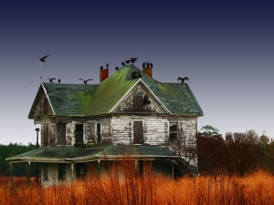 Haunted House - Trostle