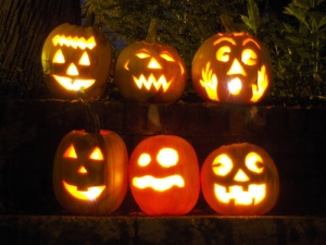 Jack-o-Lanterns - Joe Shlabotnik