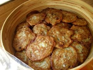 Potato Pancakes - daniel spils