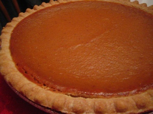 Pumpkin Pie - rick