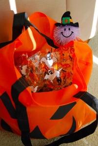 Tick-or-Treat Candy - love janine