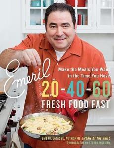 Emeril Cook Book