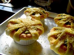 Mini Pot Pies - Y'amal