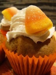 Pumpkin Pie Cupcake - norwichnuts