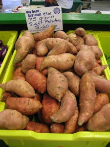 Sweet Potatoes - NatalieMaynor