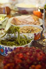 Thanksgiving Spread - CarbonNYC