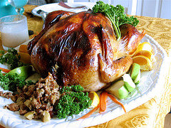 Thanksgiving Turkey - xybermatthew