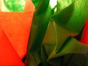 Tissue Paper - Mickey Glitter